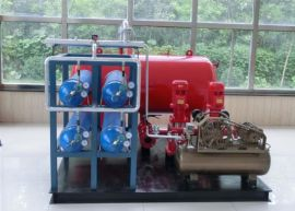 气体顶压应急消防气压给水设备DLC0.4/5-3价格优惠型号齐全