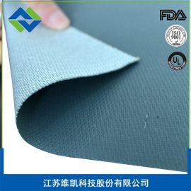 维凯浙江鞋材专用硅胶布|阻燃防腐硅胶布