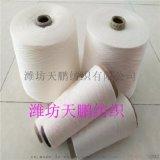 优质阻燃涤纶纱40支/环锭纺阻燃纯涤纱40支