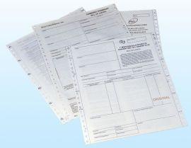 电脑表格印刷, 商业表格印刷, 商用表格印刷, 特价!