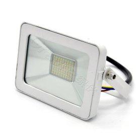 10w30w50w100w150w超薄款泛光灯 苹果投光灯led户外灯具厂家直销