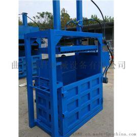 河北液压打包机商家/10吨立式单缸液压打包机