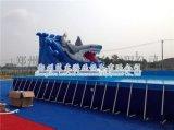 河北邯郸移动式支架水池游泳池生产厂家