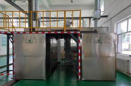 餐厨垃圾处理生产线设备,城乡餐厨垃圾生产线配套设备