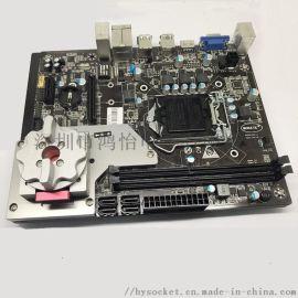 定制CPU测试治具BGA837测试治具