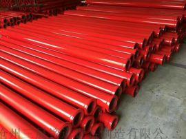 高压混凝土泵管 厂家生产泵管 三一泵车拖泵管