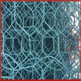 鋁鋅合金石籠網 防洪護堤雷諾護墊 格賓網石籠施工