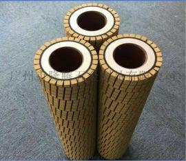 陶瓷砂轮/高切削陶瓷磨刷轮/电路板陶瓷刷轮