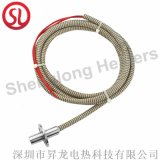 不鏽鋼耐高溫單端單頭模具電熱棒加熱棒乾燒型電加熱管