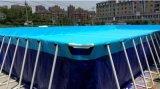广西大型室外可拆卸移动支架水池游泳池