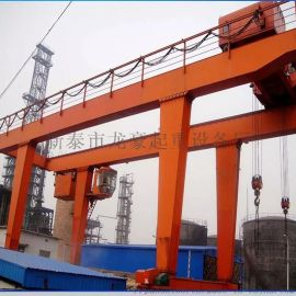 20吨25吨行车双梁龙门吊门式起重机