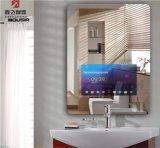 LED衛浴鏡智慧觸控魔鏡防水觸摸上網播放天氣日期