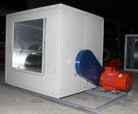 HTFC消防排烟3C离心风机 上海消防排烟柜式风机 3C箱式离心风机