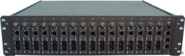 海光HG-MR17型17槽光纤收发器机架