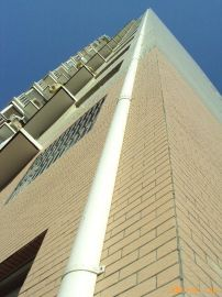广州慕思建材供应PVC5.2/7英寸落水系统