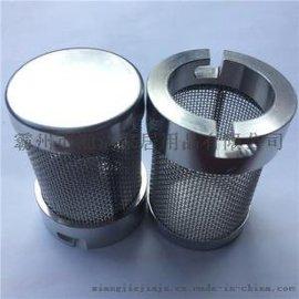 不锈钢折叠滤芯安装方法需减少摩擦