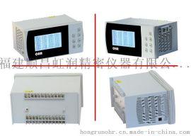 虹润推出增强型液晶多回路测量显示控制仪