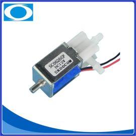 便携式制氧机专用直流二位三通电磁阀SC0626GF
