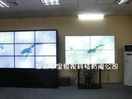 55寸户外超窄边高亮DID液晶拼接屏 大屏幕拼接墙单元