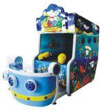 儿童乐园投币射水宝岛英雄游戏机 亲子互动双人射水广州厂家直销
