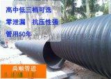 常德钢带增强螺旋波纹管400哪里质量好