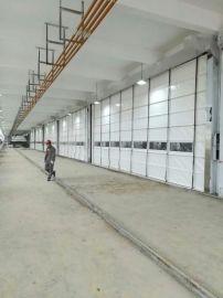 廠家直銷快速堆積門、柔性堆積門