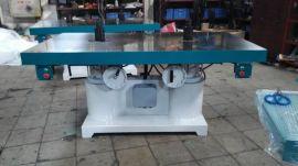 优质批发木工机械  MX5317B  立式双轴木工铣床