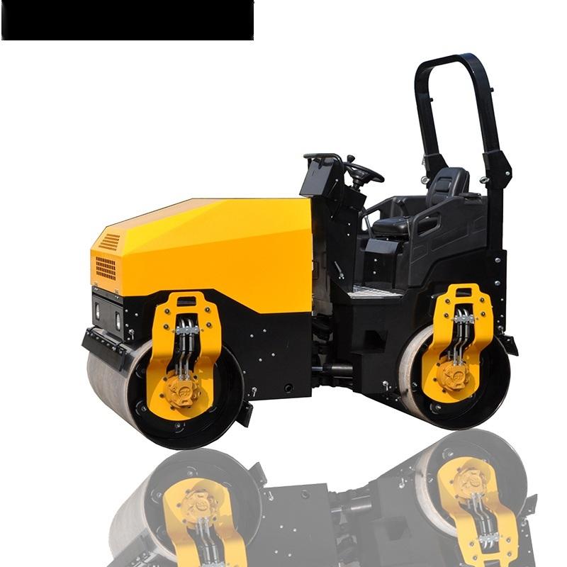 小型壓路機,3噸壓路機,RWYL61N單震壓路機,壓路機