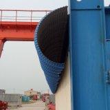 YX25-210-840型彩钢压型板 拱形屋面板