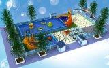 山东聊城支架水池设备全配套支架游泳池厂家