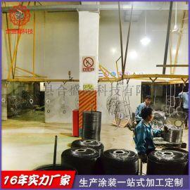 惠州深圳厂家 粉末喷涂加工 喷粉各种颜色烤漆 金属高温表面处理