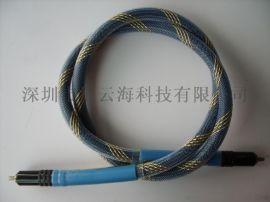 厂家直销各类视频线,音频线,电源线编织网管