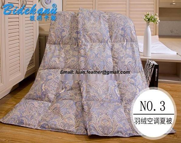 Bidekanu彼得卡努羽绒被 90%白鹅绒四季被 五星级酒店品质羽绒被 空调被 春秋被