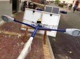 四川德阳市罗江县6米太阳能路灯价格路灯灯杆厂直销