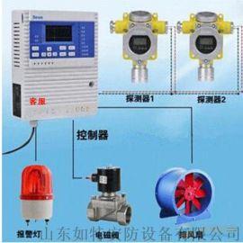 氨气泄漏报警器 固定式气  测自动报警设备
