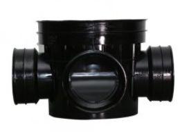 优质pe塑 塑料污水井 一体注塑成型排水排污系统