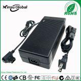 14.6V10A铁 电池充电器 12.8V10A 欧规TUV LVD CE认证 14.6V10A磷酸铁 电池充电器