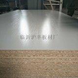 密度板刨花板贴面三聚氰胺贴面板生产厂家