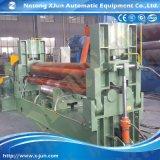 W11NC液压对称式卷板机 三辊卷板机 三轴卷圆机