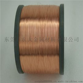 农大生产销售 紫铜硬线 天线  紫铜线 材质优良