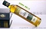 定做橄欖油瓶,500毫升橄欖油瓶,出口玻璃瓶