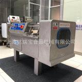 罐头厂鲜肉切丁机,鸡胸肉剁块机,商用大型切牛肉粒机