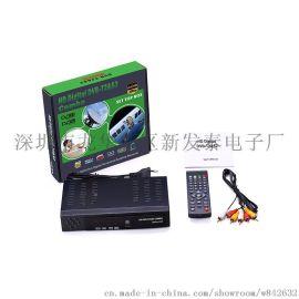厂家供应西非DVB-T2+S2COMBO数字机顶盒