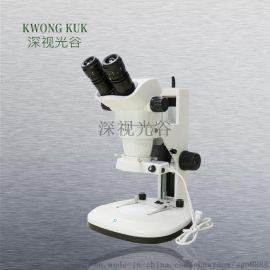 工厂直销 连续变倍 双目体视解剖显微镜 上下光源