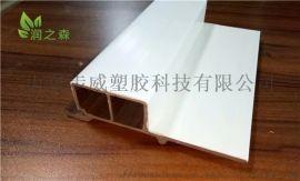 外贸销售 生态木外墙板 快装房屋室内外墙板