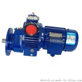 立式螺杆泵手动调速电机UDY5.5-C1/1.4