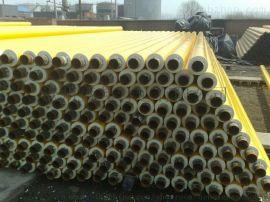 预制聚氨酯直埋蒸汽保温管厂家供应