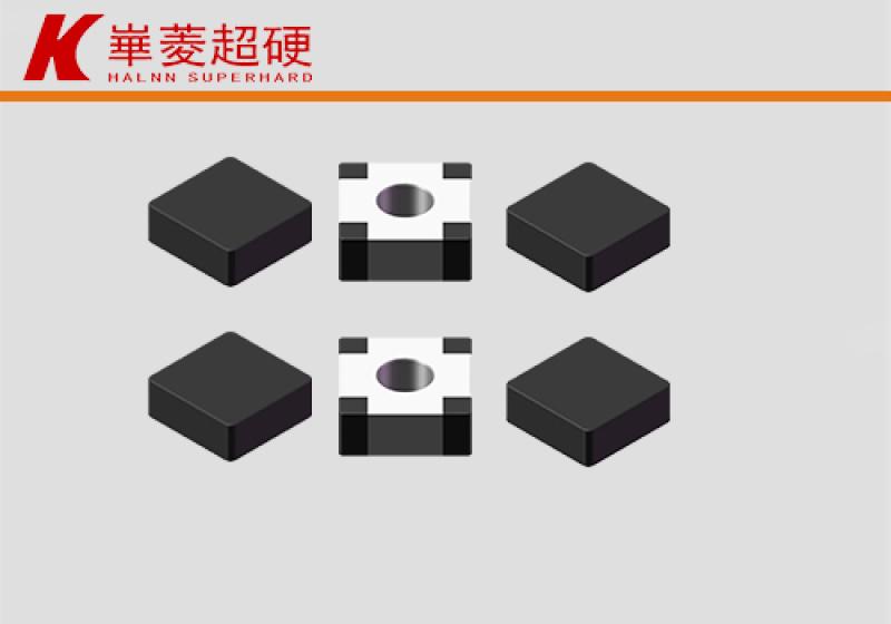 華菱品牌立方氮化硼刀片BN-S300 粗精加工氣缸套外圓端面專用