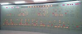 电力调度马赛克模拟屏