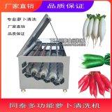 洗白萝卜机器 全自动萝卜清洗机 土豆红薯水洗机